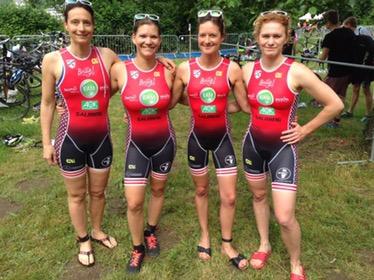 Baunataler Damen steigern sich erneut – 2. Platz in der Regionalliga