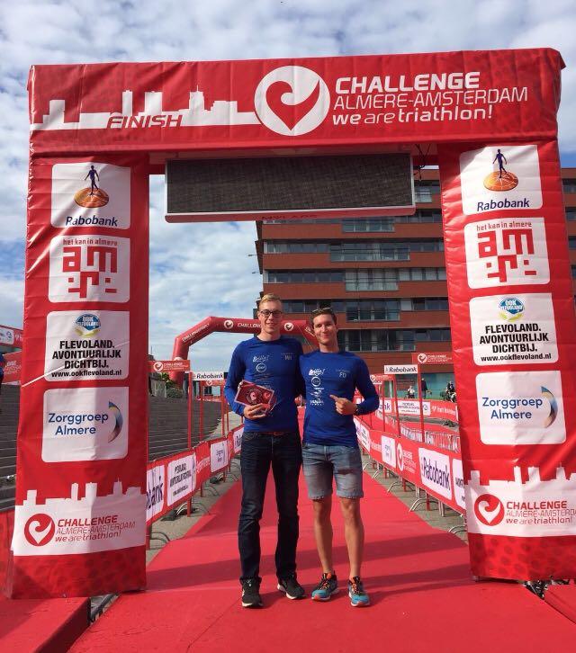 Challenge Almere Amsterdam